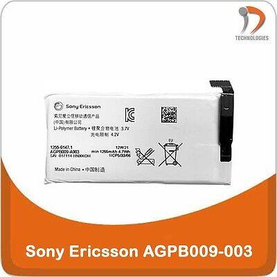 SONY ERICSSON AGPB009-A003 Batterie Battery Batterij Originale Xperia Go ST27a