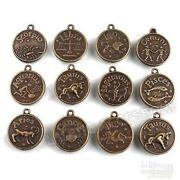 Star Sign Charms