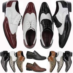 MENS-BROGUE-SHOES-FUNKY-POINTED-JAZZ-SPAT-EVENING-PARTY-FORMAL-GATSBY-SHOES-SIZE