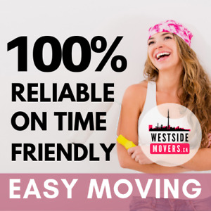 Flat Rate Pickup and Moves ⭐⭐⭐⭐⭐WESTSIDEMOVERS