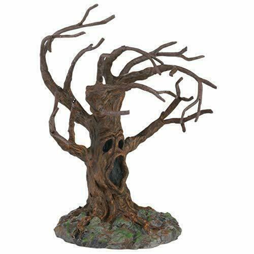 Dept 56 STORMY NIGHT TREE Halloween Village Accessory 4025411 DEALER STOCK NEW