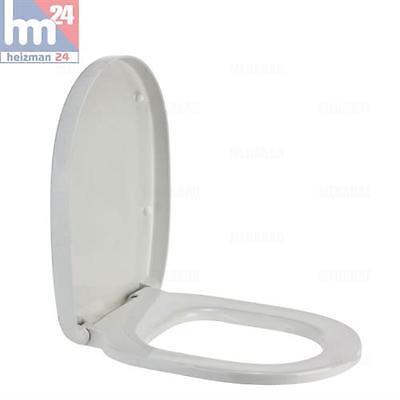 Ideal Standard Connect WC-Sitz E712801 optional mit Softclosing E712701 weiß