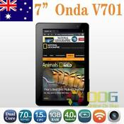 Android 4.0 Tablet Dual Core