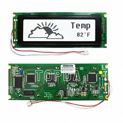 1pc  NHD-24064WG-ATFH-VZ#  Newhaven   LCD display  replacement