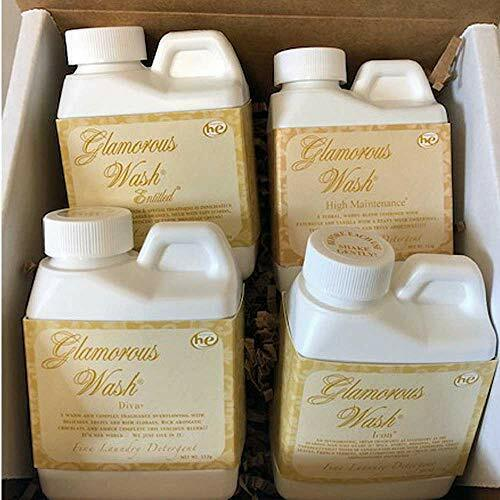 Tyler Candles Liquid Clothes Detergent for Delicate Items - Variety Pack 2