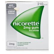 Nicorette Gum 2mg