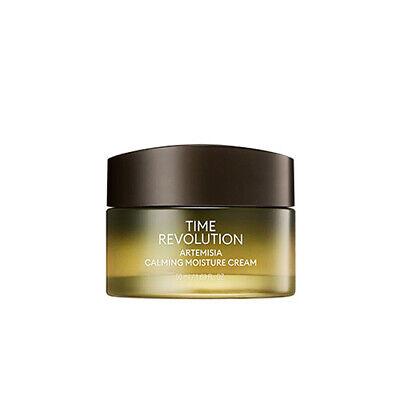 [MISSHA] Time Revolution Artemisia Calming Moisture Cream 50ml