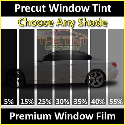 Fits 2009-2020 Dodge Journey (Rear Car) Precut Window Tint Kit - Premium Film