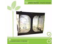Hydroponics Pro Green Box Tent Indoor Growing Grow Bud Tent Room 2m x 2m x 2m UK