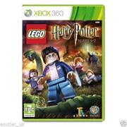 Xbox 360 Games Harry Potter