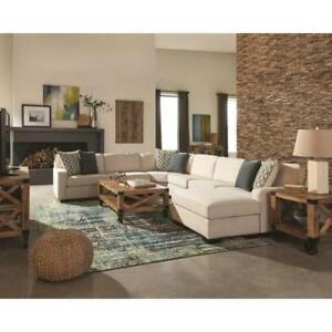 Coaster Furniture Scott Living Industrial Square End, Sofa & Coffee Table - Get as a Set or Individual