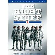 The Right Stuff DVD