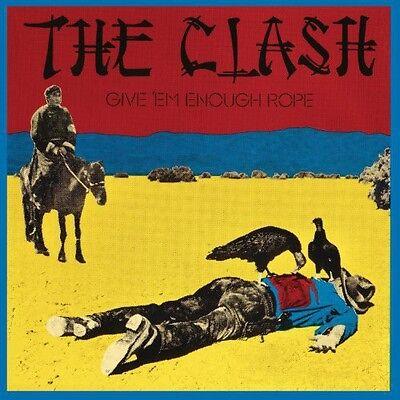 The Clash - Give Em Enough Rope [New Vinyl] 180 Gram