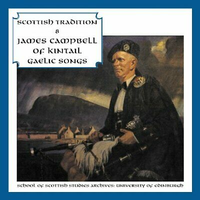 James Campbell - Gaelic Songs [CD]
