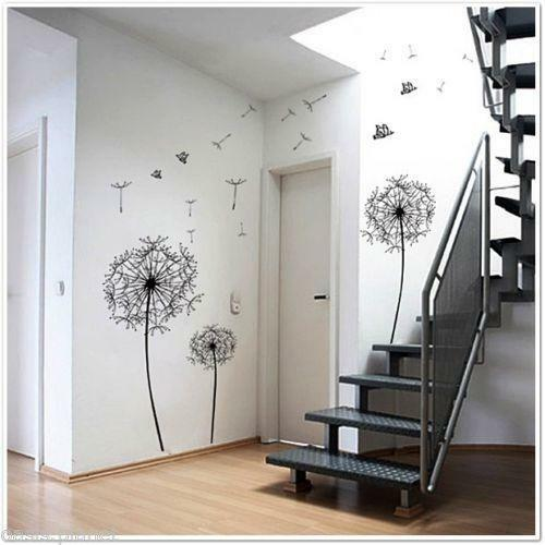 Dandelion Wall Stickers Ebay
