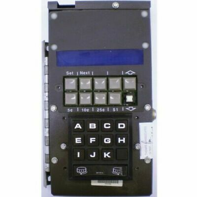 Rowe 548648 Cold Food Vending Machine Message Center Control Board Key Pad