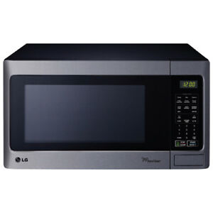 * 1.5 Cu. Ft. LG Microwave (LMS1531ST) - Stainless Steel