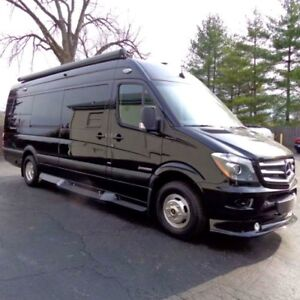Looking for a RV motor home