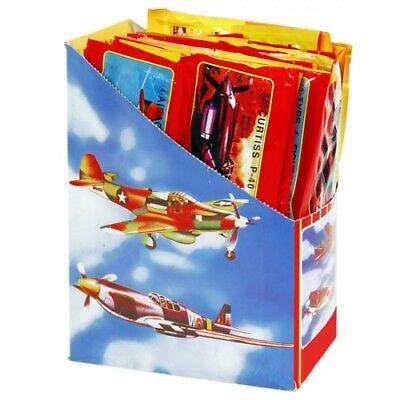 24 x Styroporflieger Styroporflugzeug Flugzeuge der Klassiker als Posten