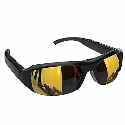 2016 FULL HD 1080p HIDDEN SPY CAMERA DVR IN SUNGLASSES VIDEO RECORDER GLASSES