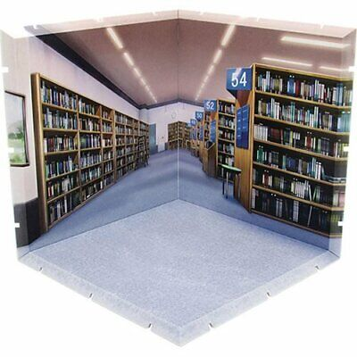 Dioramansion 150 Library Action Figure Diorama