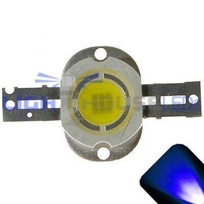 5 X Led 10 Watt Blue Spot Flood Light High Power Super Bright 10w Leds W Grow