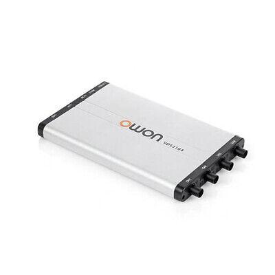 Owon Vds3104l 100 Mhz 4 Ch 1 Gss Virtual Oscilloscope Wlan Port
