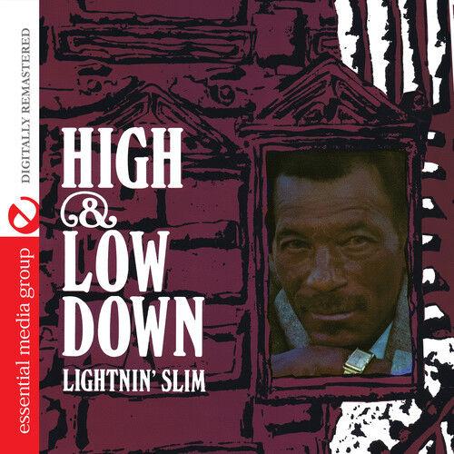 Lightnin Slim - High & Low Down [New CD] Manufactured On Demand, Rmst