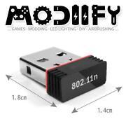 Wireless N Nano USB Adapter