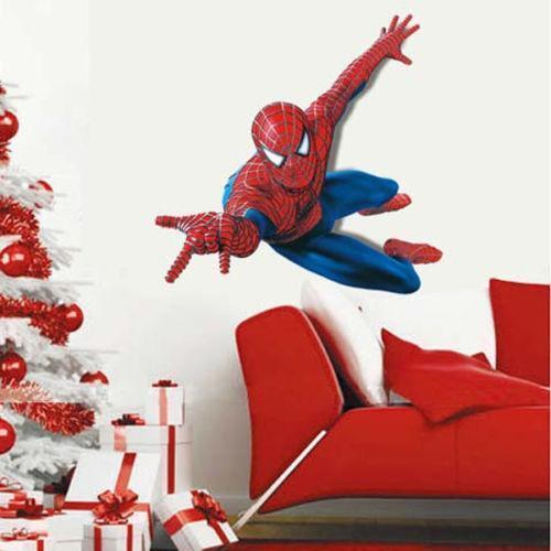 Spiderman Room Decor
