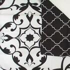 Black Damask Duvet