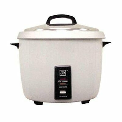 Commercial 30 Cup Electric Rice Cooker And Warmer Tsej50000-7