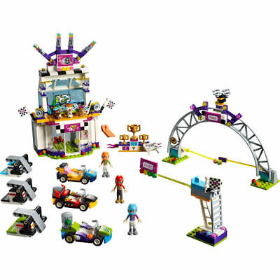 New Lego Friends 41352 The Big Race Day Set - NO BOX