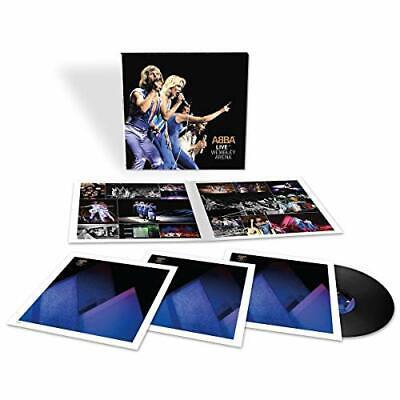 ABBA - Live At Wembley Arena [3LP] (UK IMPORT) VINYL LP NEW