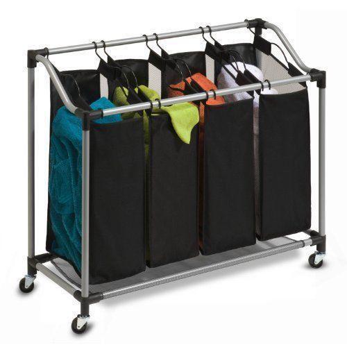 Laundry Hamper Wheels Ebay