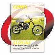 Suzuki RM 1980