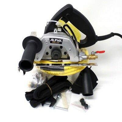 5 Inch Wet Stone Saw Model Esc-125 From Alpha