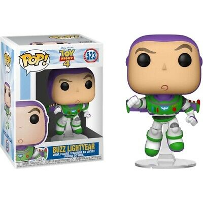 FUNKO Pop Disney Pixar Series: Toy Story 4 - 523: Buzz Lightyear Vinyl Figure