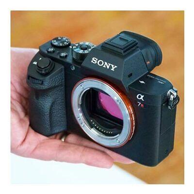 Sony Alpha a7RII A7R II Digital Camera (Body Only) garant