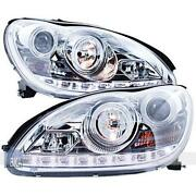 W220 Headlight