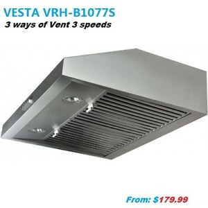 Best price! Range Hoods/Kitchen exhaust fan (Open box)