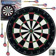 Bristle Dart Board