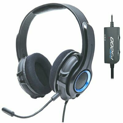 BEST Gaming Headset w/ Removable Microphone for PlayStation & PC - CRUISER (Best Mic For Gaming Headset)