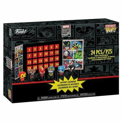 FunKo Marvel Comics Advent Calendar 24 PCS of Vinyl Collectibles