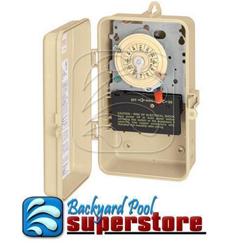 Intermatic timer t104 ebay for Intermatic sprinkler timer motor