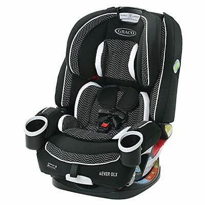 NEW Graco 4Ever DLX 4 in 1 Car Seat   Infant to Toddler Car Seat, Zagg