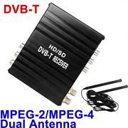 DVB-T Box Receiver Car