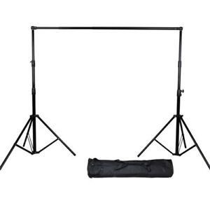 Heavy Duty Background Support Stand Kit 3 X 2.6m