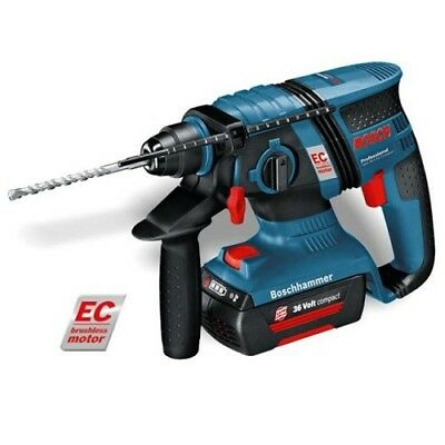 Boschcordless Rotary Hammer With Sds-plus Compact Professional Only Body 36v