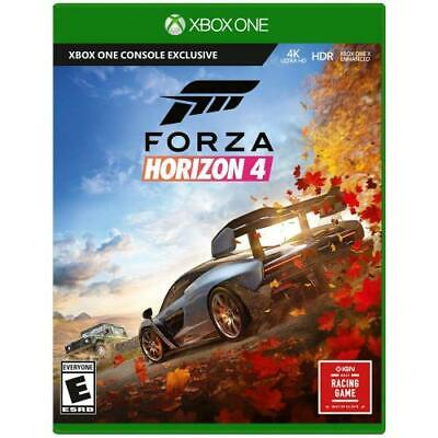 Forza Horizon 4 Xbox One - Xbox One supported - ESRB Rated E (Everyone) - Racing